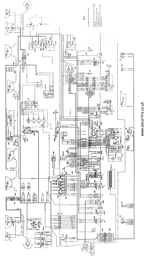 jaguar mk2 workshop wiring diagram