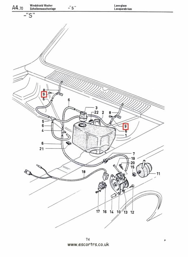 jaguar mk1 wiring diagram