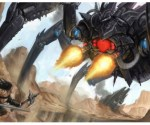 Fantasia - Bárbaro - Escorpião - Steampunk - RPG