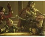 Personagens Fantásticos - Heróis - Grupo de RPG