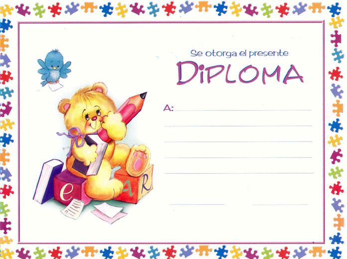 Diplomas graduación niños - Imagui