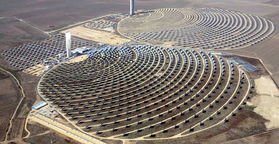 Networks back solar thermal energy - Energy Source  Distribution - solar thermal energy