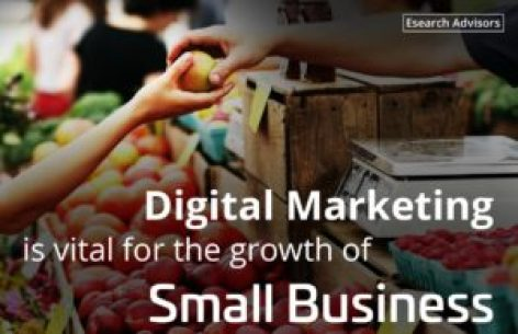 digital marketing's role in small business