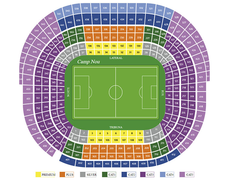 FC Barcelona Soccer Tickets - View Schedule  Purchase Tickets