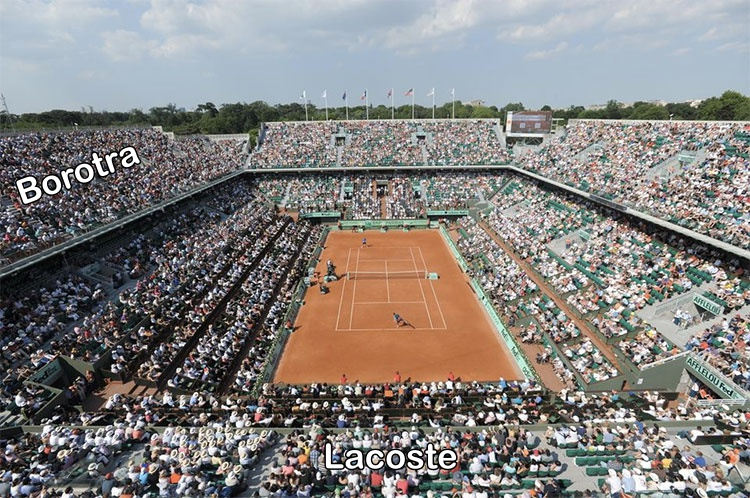 French Open Seating Guide 2019 Roland Garros eSeats