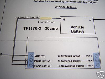 Ring Split Charge Relay Wiring Diagram - Somurich
