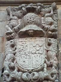 Escudo Palacio de Escagedo (Ucieda)