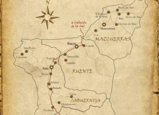 Ruta de Carlos I