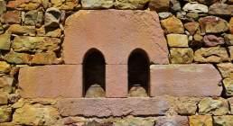 Casa en el Otero. Ventanas góticas