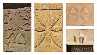 Detalles decoración - piedra tallada