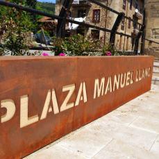 Plaza Manuel Llano