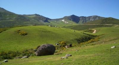 Los Cantos de la Borrica y la Sierra del Cordel