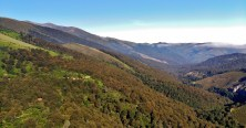 Monte Saja en Otoño