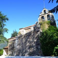 Iglesia de San Julián y Santa Basilisa (s. XVIII), Ucieda