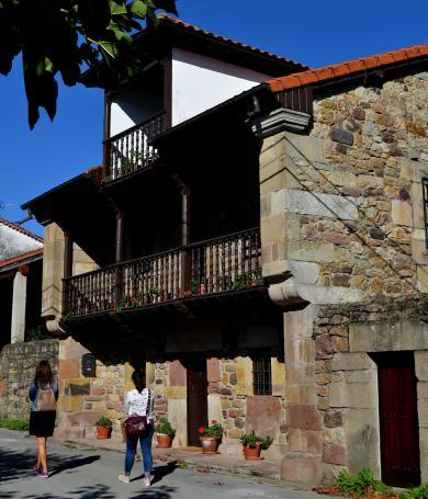 Casona de la Cajiga (s. XIX), Ucieda