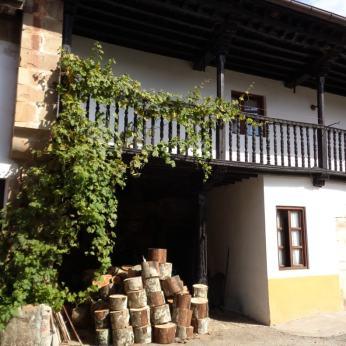 Casa de la Calle Terente, Ucieda