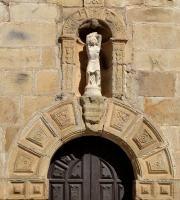 Ermita del Moral, Ucieda de Arriba (s. XVII)