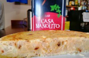 Bar - restaurante Casa Manolito, Lamiña (Ruente)
