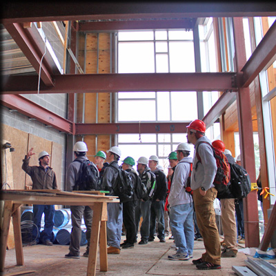 Construction Management and Sustainable Construction Forest and