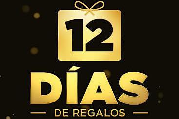 12diasderegalos d