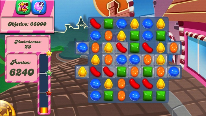 Candy Crush Saga 4