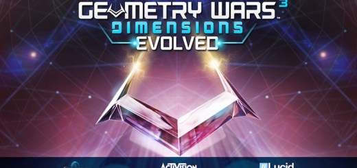 Geometry Wars Dimensiones 1