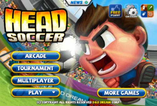 Head Soccer 2