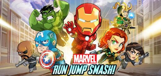 Marvel Run Jump Smash 1