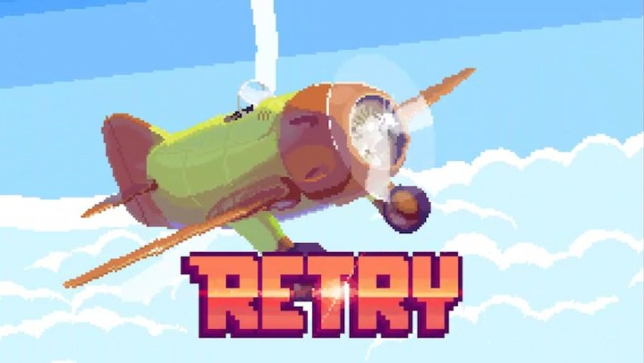 RETRY, el juego de aviones de Rovio, llega a todas las App Store