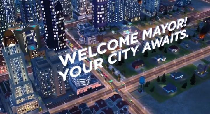 EA Mobile publica el trailer de SimCity BuildIt
