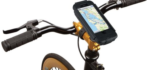 Soporte iphone bici