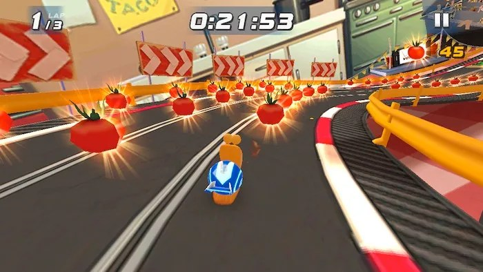 Turbo Racing League 3