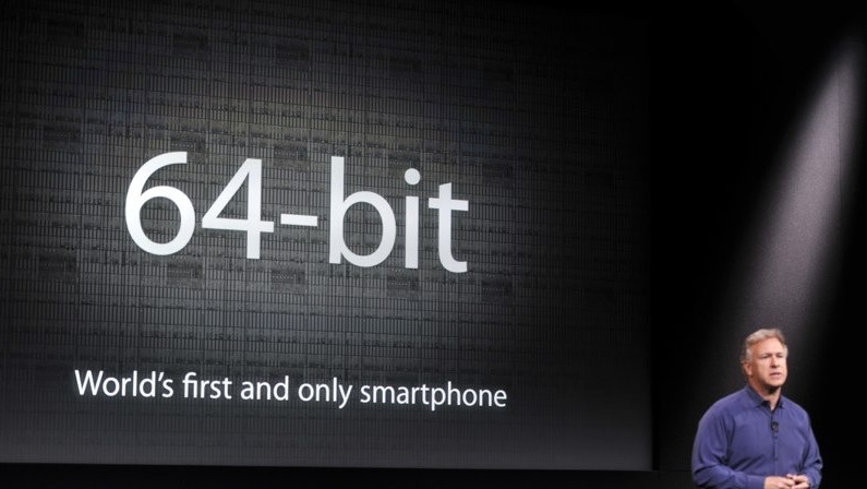 apple apps 64bits