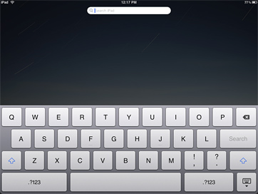 apple ipad keyboard
