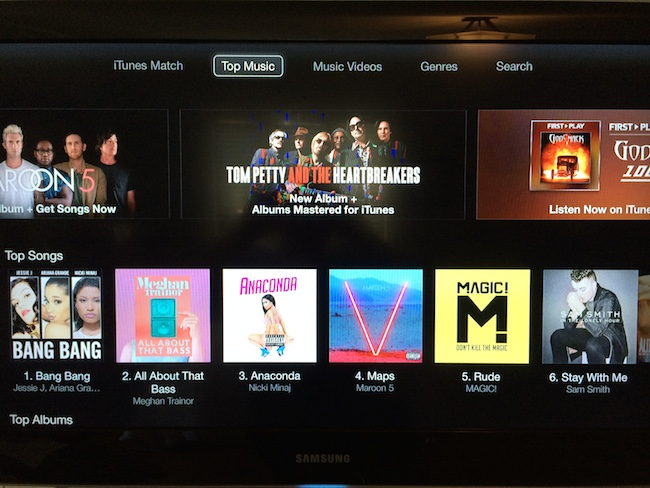 apple tv nueva beta 2