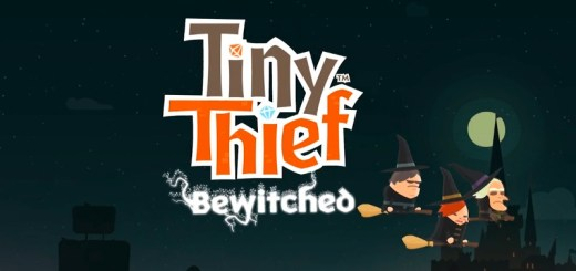 bewitched tiny thief