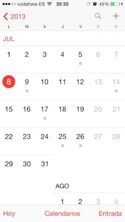 iOS 7 beta 3 7