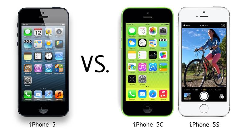 como diferenciar iphone