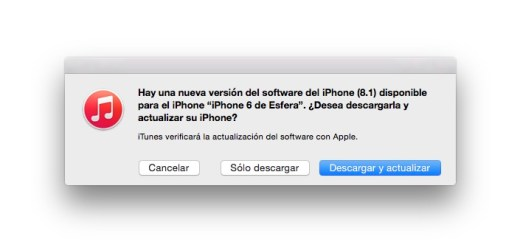 ios 81 ya disponible