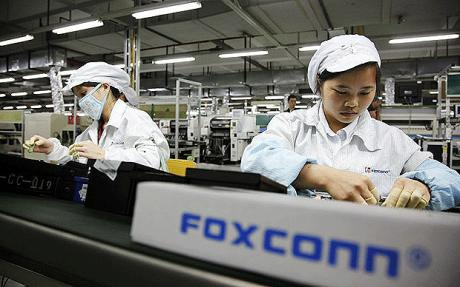 iphone 6 foxconn control calidad