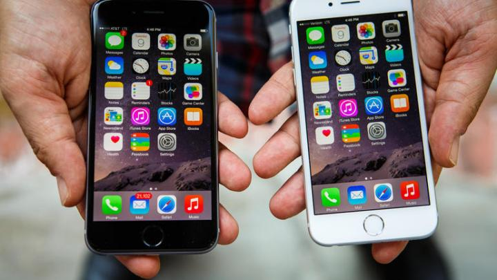 iphone 6 mejor smartphone wsj
