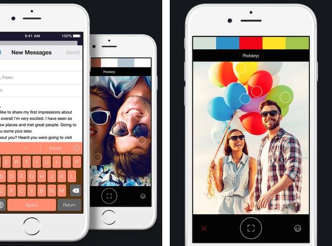 Photokeys: Cambia el color de tu teclado a partir de una fotograf�a