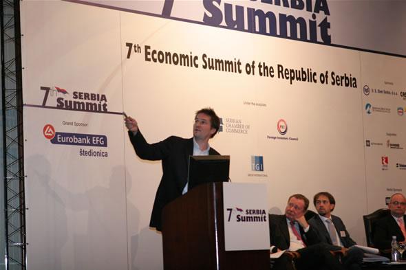 Gerald Knaus speaking