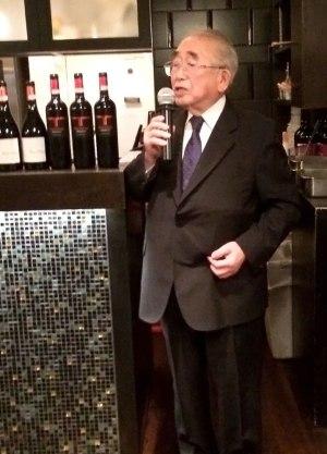 Imagen cedida por la Asociación del Vino Español en Japón