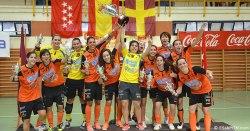 Shiori Nakajima, Supercampeona de España de fútbol sala con Burela FS