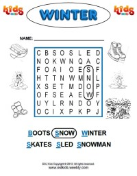 All Worksheets  Winter Worksheets - Printable Worksheets ...