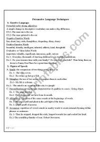 Persuasive Techniques - ESL worksheet by hamdiali16283