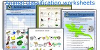 All Worksheets  Classifying Plants And Animals Worksheets ...