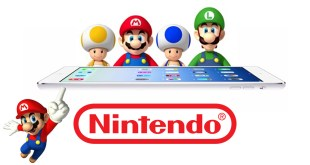 Nintendo-Movil Games
