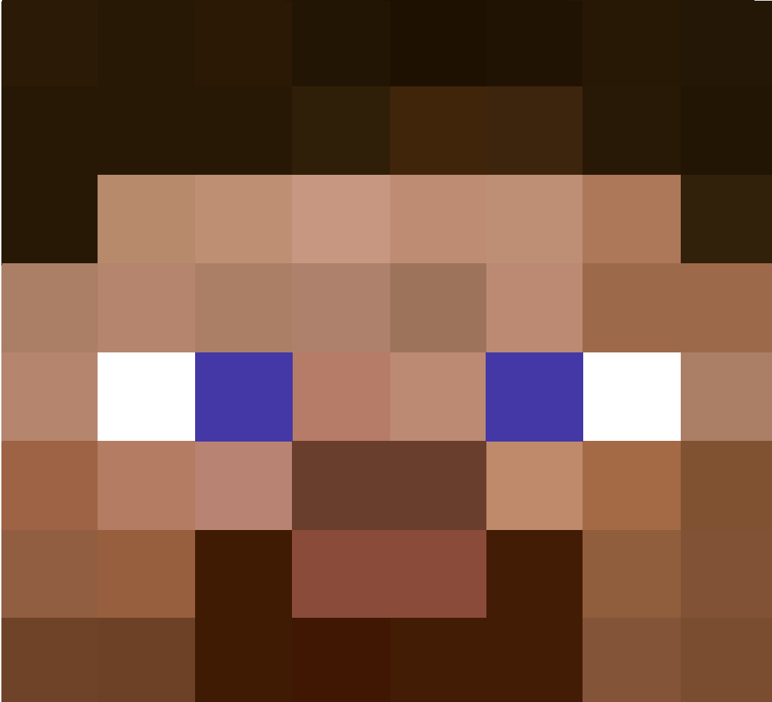 Respect Steve, from Minecraft : respectthreads